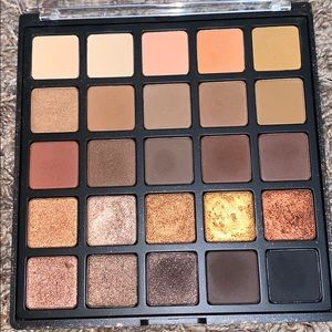 Morphe Eyeshadow Palette 25A and 25B